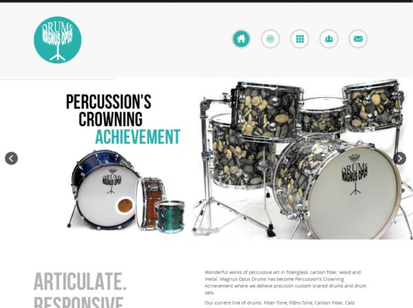Magnus Opus website