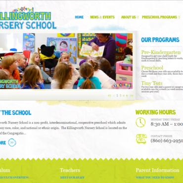 School Rebranding & Website